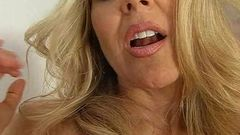 mature MILF blonde needs young cock to cum 3 001