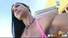 sexy MILF with big tits loves dick in her ass Jewels Jade 1 001