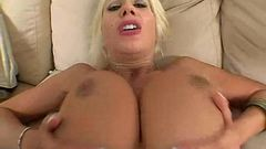 massive stepmom tits on this blonde 6