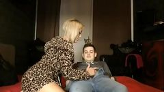 Amazing Milf And Young Boy - Watch Part2 on porn4us.org