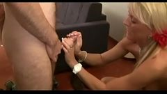 First Sex and Fisting for Virgin Son with hot Mom - Watch Part2 on porn4us.org