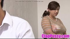 ClapPussy.com - Doting Busty Mom