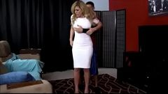 Stepmom and stepson having sex part 1 - Watch Part2 On HDMilfCam.com