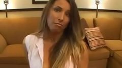Mom Teases Stepson by her Mini-Skirt [cam.vintagepornbay.com]