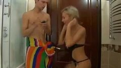 Hot mom getting fucked by son from tangacam.com